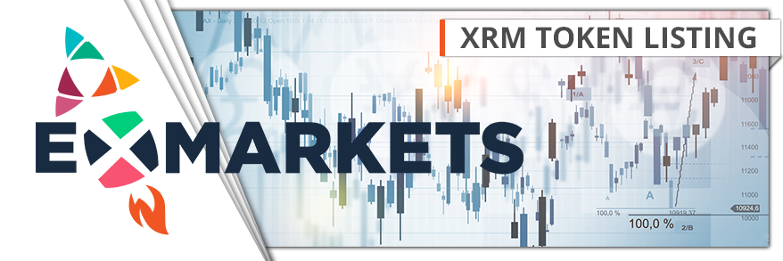 Aerum token is being listed on ExMarkets!
