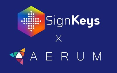 PARTNERING WITH SIGNKEYS TO CREATE SECURE PEER-TO-PEER SOLUTIONS FOR BUSINESS