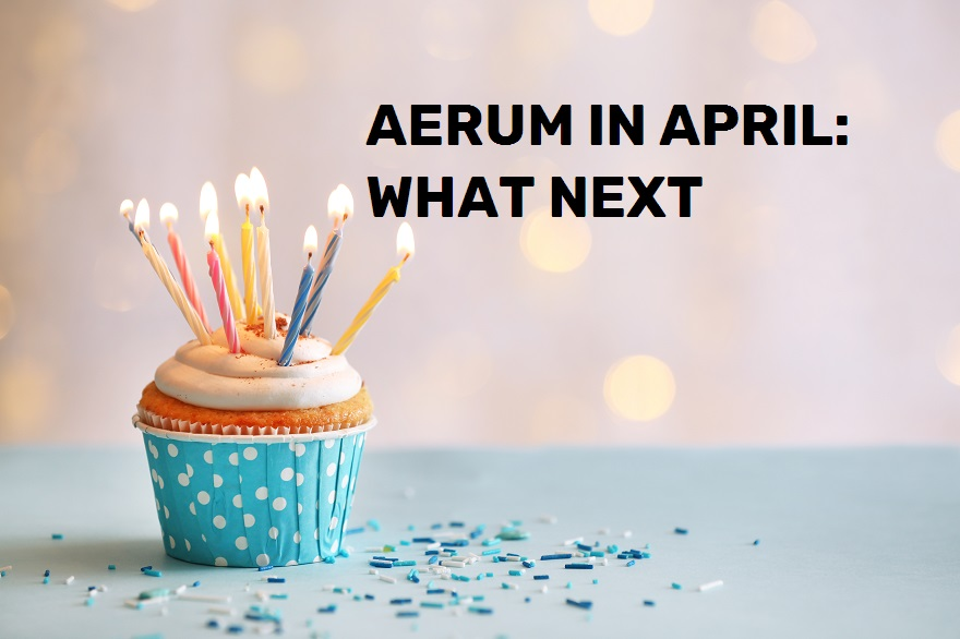 Aerum in April: What Next