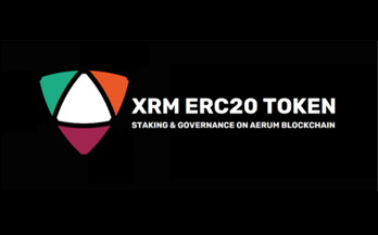 Introducing the XRM token